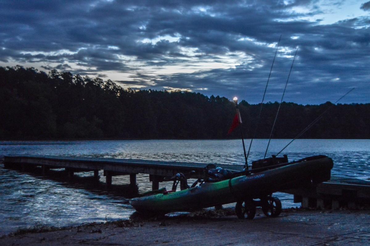 Kayak Fishing SafetyTips